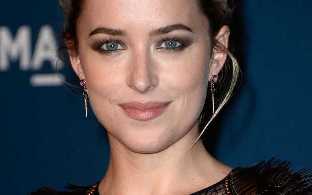 "Actress Dakota Johnson of ""Fifty Shades Of Grey"" is 27. She's the daughter of actors Melanie Griffith and Don Johnson and granddaughter of Minnesota native and actress Tippi Hedren. (Getty Images: Frazer Harrison)"