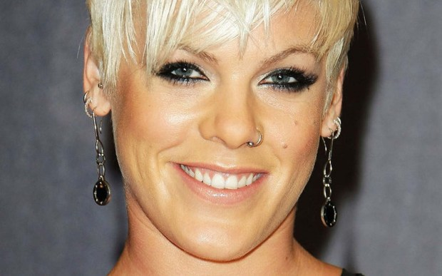 Singer Pink is 37. So get this party started. (Courtesy of Getty Images)