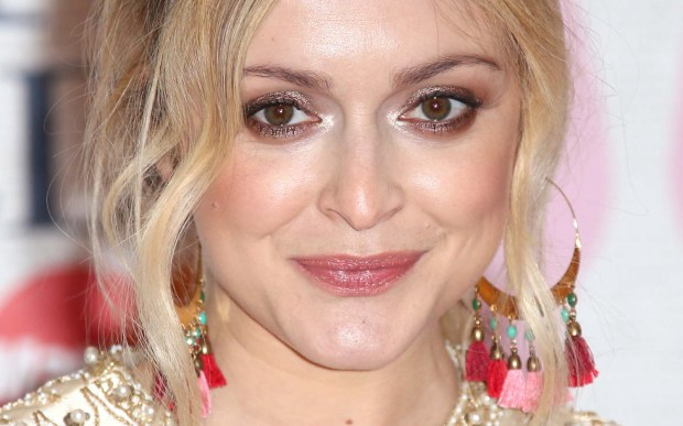 """Fearne Cotton, a presenter for the BBC's """"Top of the Pops"""" is 35. These days, she's the presenter on BBC Radio 1's Chart Show. (Associated Press: Joel Ryan)"""