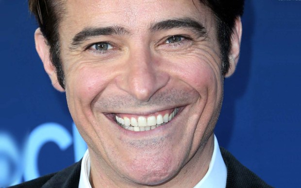"""Croatian actor Goran Visnjic — """"ER,"""" """"The Girl with the Dragon Tattoo"""" — is 44. (Getty Images: Frederick M. Brown)"""