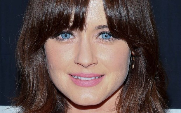 "Actress Alexis Bledel, a former ""Gilmore Girl,"" is 35. She also had a short run on AMC's ""Mad Men."" (Getty Images: Rob Kim)"