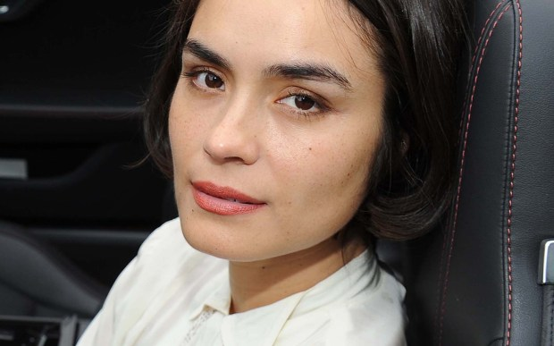 "Actress Shannyn Sossamon of TV's ""Mistresses"" and the forthcoming Fox series ""Wayward Pines"" is 38. (Getty Images: Jacopo Raule)"