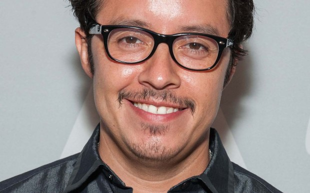 "Vote Pedro! Actor Efren Ramirez of ""Napoleon Dynamite"" is 43. (Getty Images: Valerie Macon)"