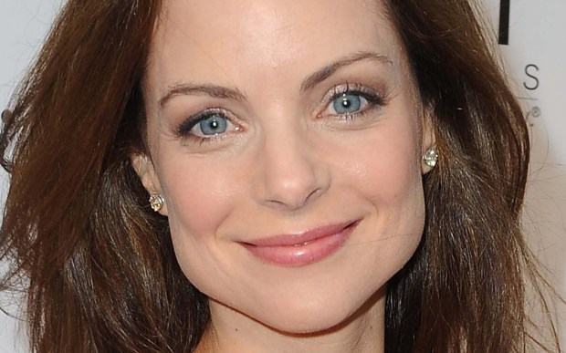 Actress Kimberly Williams-Paisley is 45. (Getty Images: Angela Weiss)