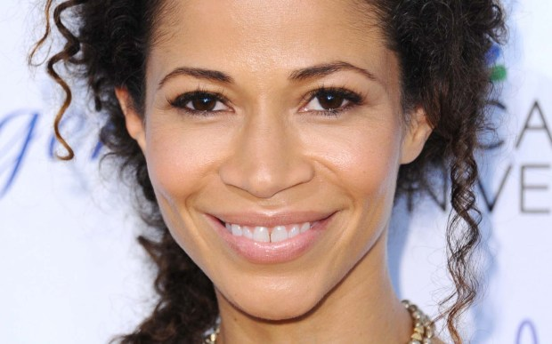 "Actress Sherri Saum of ABC Family's ""The Fosters"" is 42. (Associated Press: Richard Shotwell)"