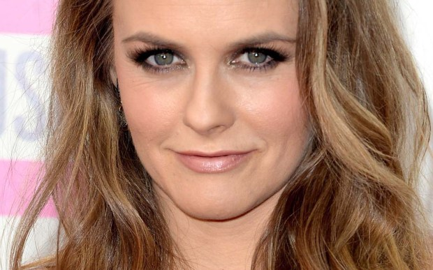 "Actress Alicia Silverstone of ""Clueless,"" a 1995 movie based on the Jane Austen novel ""Emma"" but set in a shopping mall, is 40. (Getty Images: Jason Merritt)"