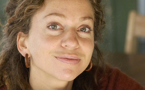 Singer Ani DiFranco is 46. The mustache is one week old. Mee-OW! (Associated Press: Bill Haber)