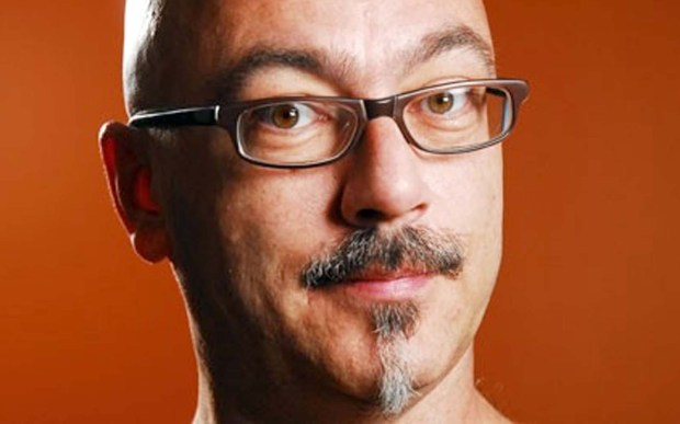 Rock musician Mitch Dorge of the Crash Test Dummies is 56. (Courtesy of farpointfilms.com)