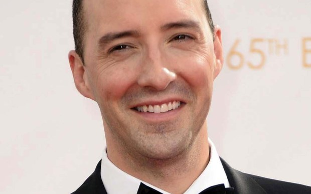 "Actor Tony Hale of ""Veep"" and ""Arrested Development"" is 46. (Getty Images: Frazer Harrison)"