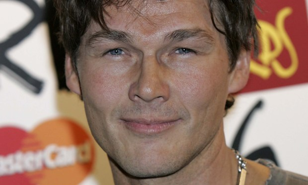 Singer Morten Harket of the 90s band a-ha is 57. (Getty Images: Chris Jackson)