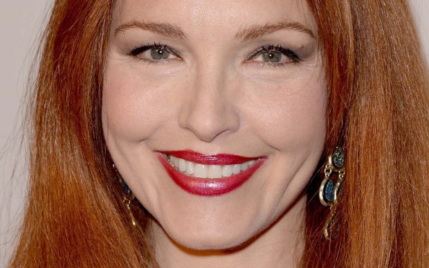 """Actress Amy Yasbeck — """"Wings,"""" """"Life on a Stick"""" — is 54. (Getty Images: Jason Merritt)"""