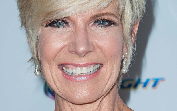 Singer Debby Boone is 60. (Getty Images: Valerie Macon)