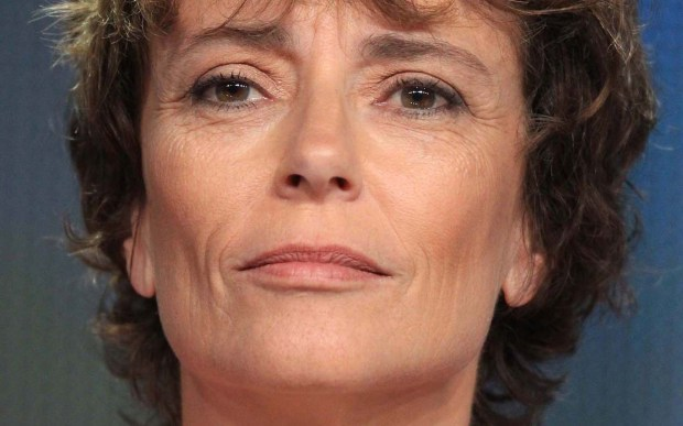 """Actress Rachel Ward — """"Against All Odds,"""" """"Dead Men Don't Wear Plaid"""" — is 59. (Getty Images: Frederick M. Brown)"""