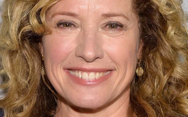 "Actress Nancy Travis — ""Becker,"" ""Almost Perfect"" — is 55. (Getty Images: Alberto E. Rodriguez)"