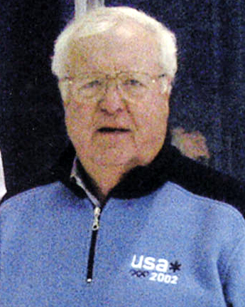 Minnesota North Stars founder Walter Bush in 2002. (Pioneer Press file)
