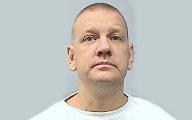 Here's David Brom today. (Courtesy of Minnesota Department of Corrections)