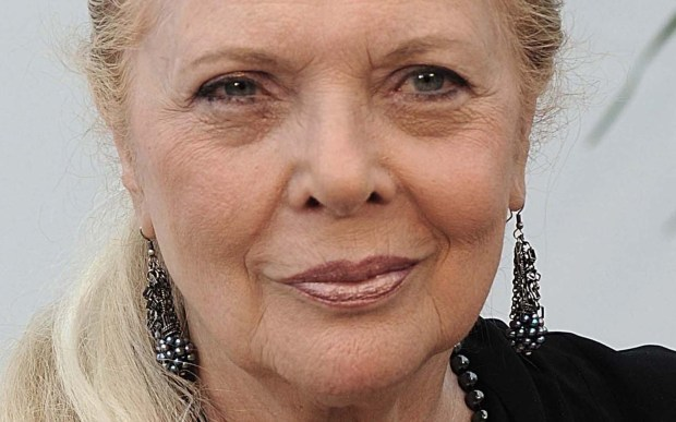 """Actress Barbara Bain of TV's """"Mission: Impossible"""" is 85. (Getty Images: Christian Alminana)"""