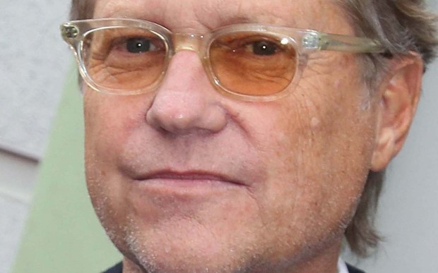 Singer-guitarist Gerry Beckley of America is 64. (Getty Images: David Livingston)