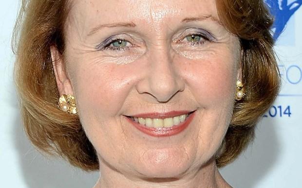 "Actress Kate Burton of ""Scandal"" is 59. (Getty Images: Araya Diaz)"