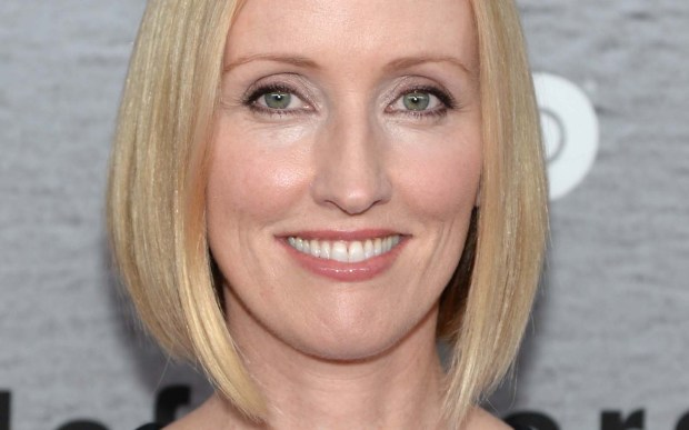 "Actress Janel Moloney of ""The West Wing"" is 47. (Getty Images: Dimitrios Kambouris)"