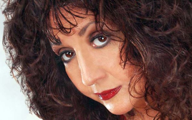 """Singer Maria Muldaur, best known for her double entendre-filled song """"Midnight at the Oasis,"""" is 73. Send your camel to bed. (Courtesy of MariaMuldaur)"""