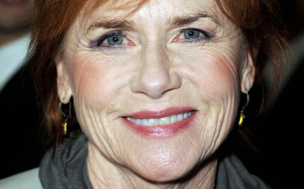 """Actress Amy Madigan — """"Field of Dreams,"""" """"Pollack"""" — is 66. (Getty Images: Kevin Winter)"""