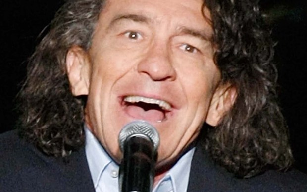 Singer Fee Waybill of The Tubes is 66. (Getty Images: Ethan Miller)