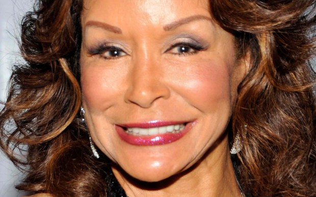 "Singer Freda Payne is 74. So sing her big hit ""Band of Gold."" (Getty Images: John M. Heller)"