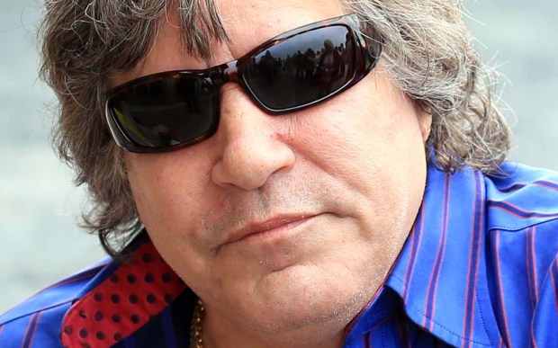 Singer Jose Feliciano is 71. (Getty Images: Charles Norfleet)