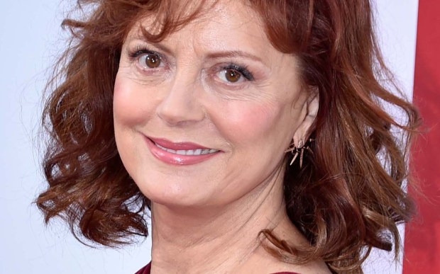 "Actress Susan Sarandon is amazing at 70. Pick your favorite: ""Bull Durham,"" ""Thelma and Louise,"" ""Dead Man Walking,"" ""The Client,"" ""Rocky Horror Picture Show,"" ""Robot and Frank."" (Getty Images: Frazer Harrison)"
