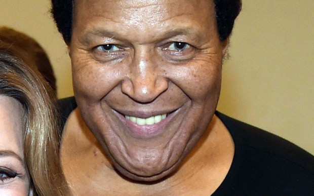 Chubby Checker is 75. (Getty Images: Rick Diamond)