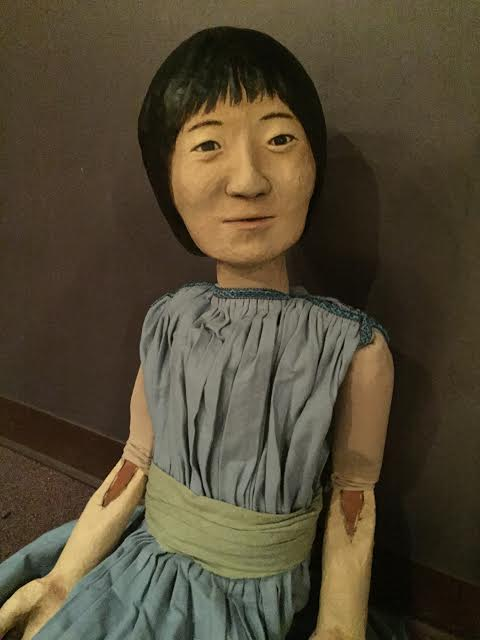 "Created by Masanari Kawahara, the puppets are an integral part of ""The Children."" (Michael Elyanow photo)"
