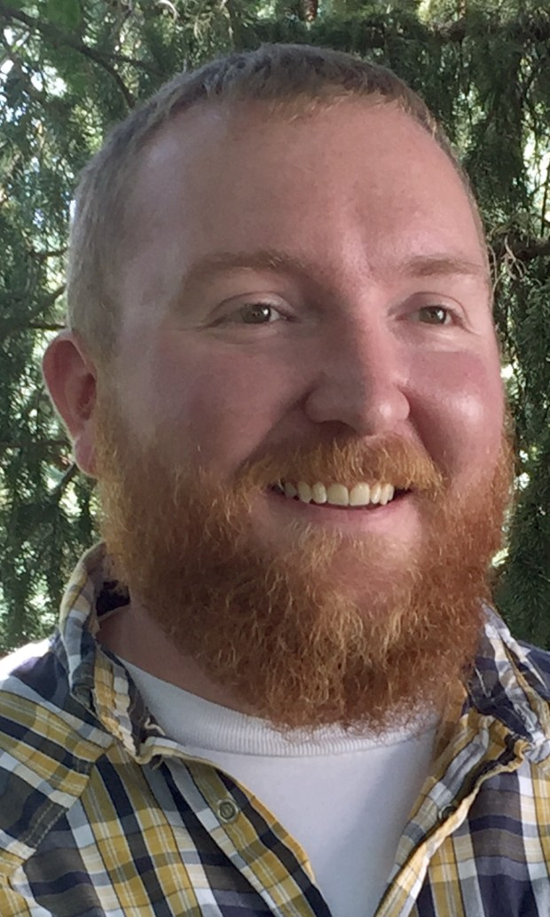Undated courtesy photo, circa Sept. 2016, of Adam Estenson of Hastings, who is a candidate for Hastings City Council-Ward 2 in the November 2016 election. (Courtesy photo)