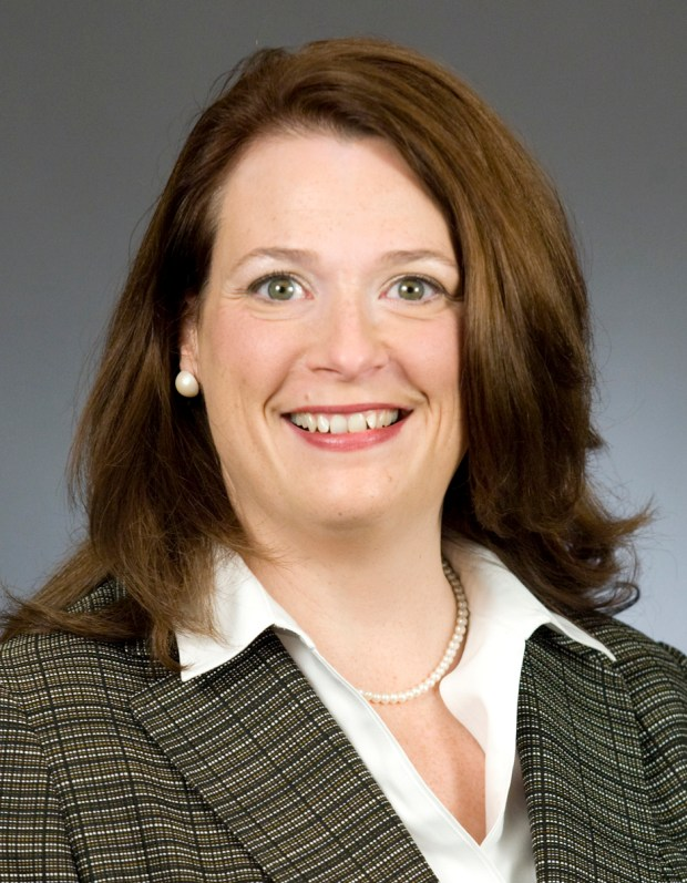 Undated courtesy photo, circa Sept. 2016, of Laurie Halverson of Eagan, who is a candidate for Minnesota House of Representatives District 51B in the November 2016 election. (Courtesy photo)