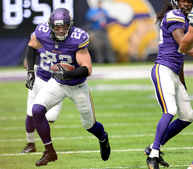 San Diego Chargers Football Radio: Vikings' Harrison Smith Ready For First Game In Home State