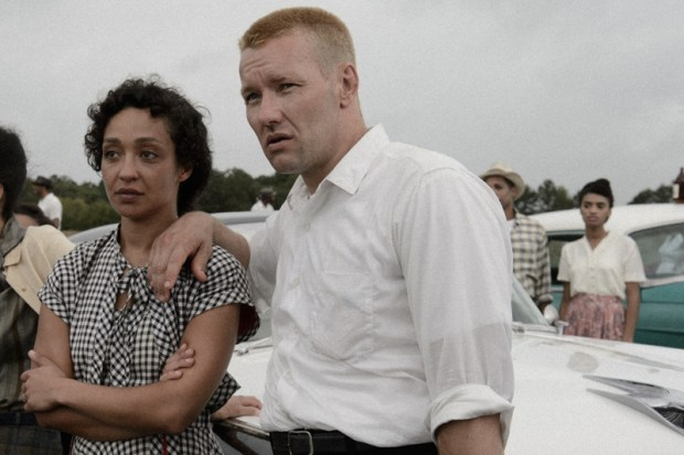 "Joel Edgerton and Ruth Negga playing Richard and Mildred ""Loving"" in the drama about a landmark Supreme Court decision. (Focus Features)"