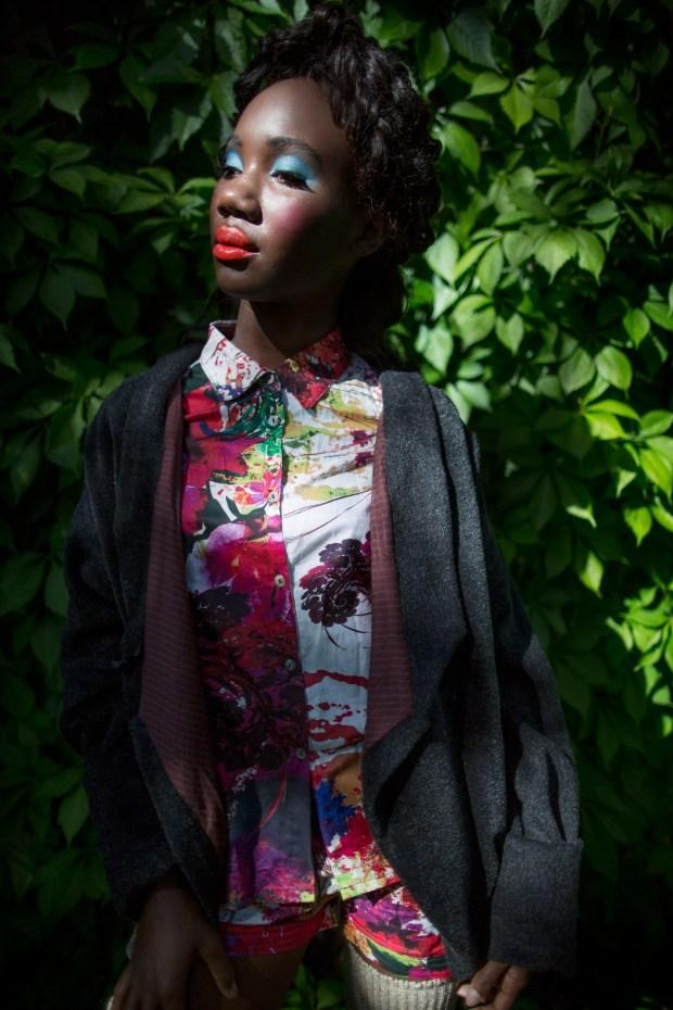 Matryoshka In Japan: Danielle Everine Fashion Exhibition (Courtesy photo)