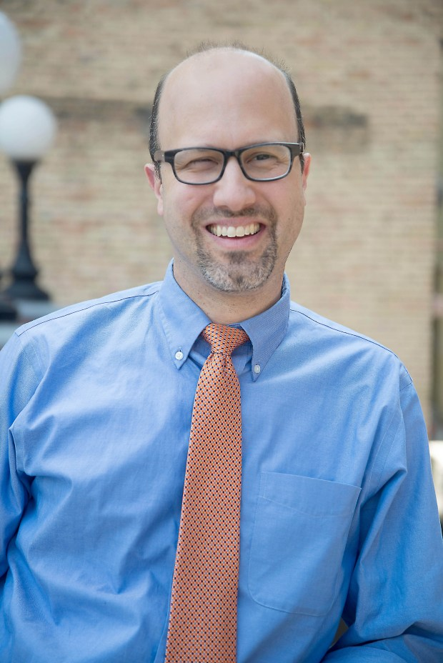 Undated courtesy photo, circa Sept. 2016, of Dave Pinto of St. Paul, who is a candidate for Minnesota House of Representatives District 64B in the November 2016 election. (Courtesy photo)