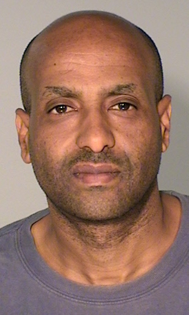 Sept. 22, 2016 photo of Wondu Seifu of St. Paul, DOB 3/18/1974, was charged with first-degree property damage on Wednesday. (Photo courtesy of Ramsey County Sheriff's Office)