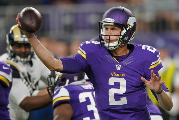 Vikings Close Preseason With Win While Thinking Of Injured