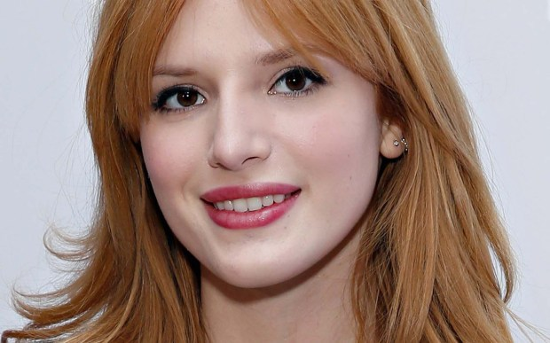 "Actress Bella Thorne — ""The DUFF,"" ""Frenemies"" — is 19. (Getty Images: Cindy Ord)"