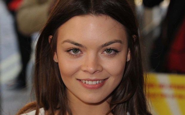 "Actress Scarlett Byrne of the ""Harry Potter"" movies is 26. (Getty Images: Eamonn M. McCormack)"