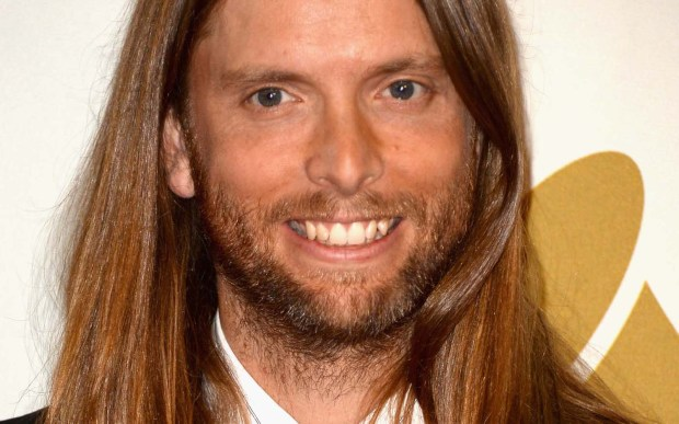 Guitarist James Valentine of Maroon 5 is 38. (Getty Images: Frazer Harrison)