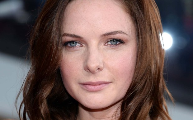 "Swedish actress Rebecca Ferguson of the 2015 film ""Mission Impossible - Rogue Nation"" is 33. (Associated Press: Evan Agostini)"