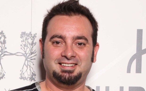 Singer Chris Kirkpatrick of boy band *NSYNC is 45. (Associated Press: Omar Vega)