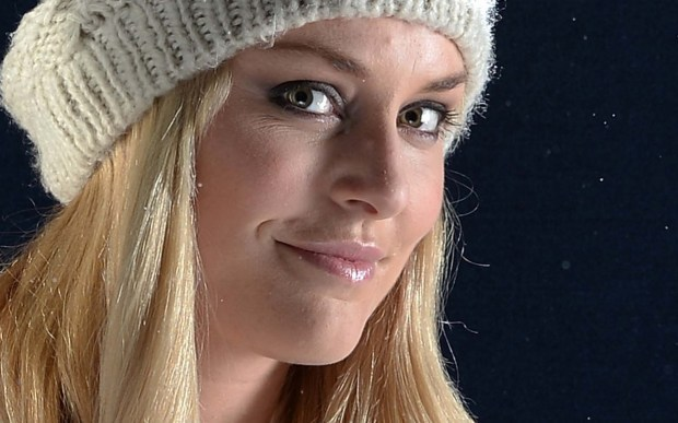 Alpine ski racer and Burnsville native Lindsey Vonn — and Tiger Woods' girlfriend — is 32. (Getty Images: Harry How)
