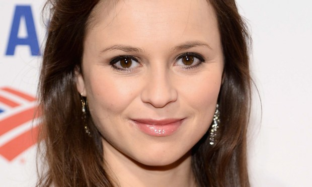 Olympic figure skater Sasha Cohen is 31. (Photo by Dimitrios Kambouris/Getty Images for Food Bank For New York City)
