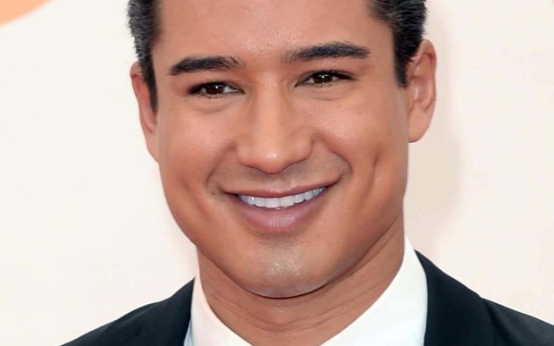"""Actor Mario Lopez of """"The X Factor"""" and """"Saved by the Bell"""" is 44. (Getty Images: Jason Merritt)"""