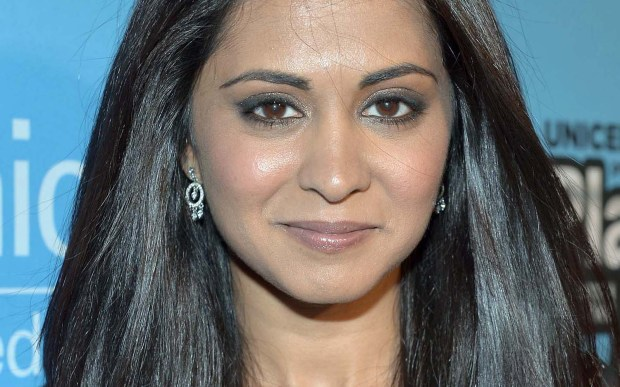 "English actress Parminder Nagra — ""ER,"" ""The Blacklist"" (and ""Bend It Like Beckham"" — is 41. (Getty Images: Charley Gallay)"