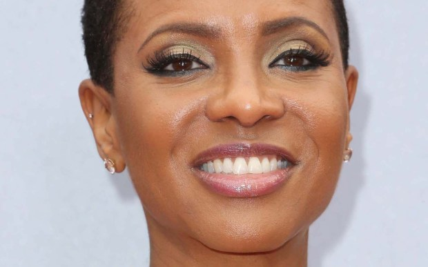 Rapper MC Lyte is 46. (Getty Images: Frederick M. Brown)